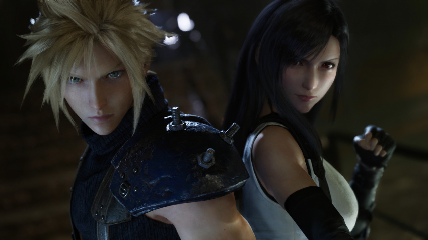 FINAL FANTASY VII REMAKE - Screenshot 10