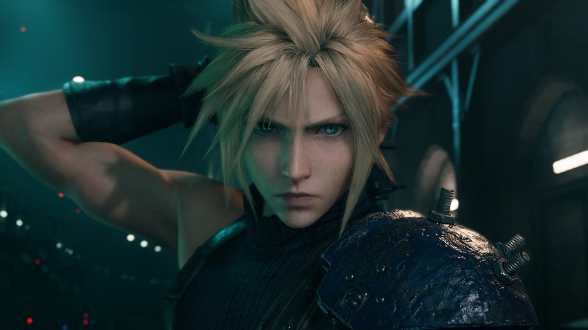 FINAL FANTASY VII REMAKE - Screenshot 1